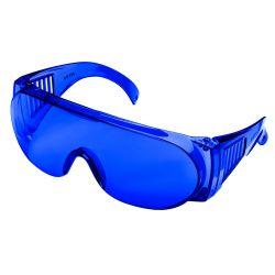 Захисні окуляри OZON (сині)