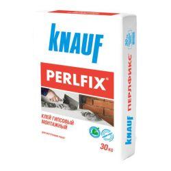 Клей гипсовый монтажный KNAUF Perlfix (Перлфикс) 30 кг
