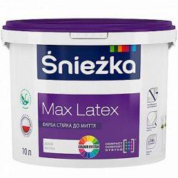 Краска в/э MAX White LATEX 14кг