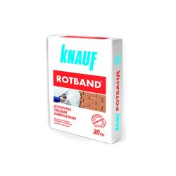 Штукатурная смесь KNAUF Ротбанд, 30 кг