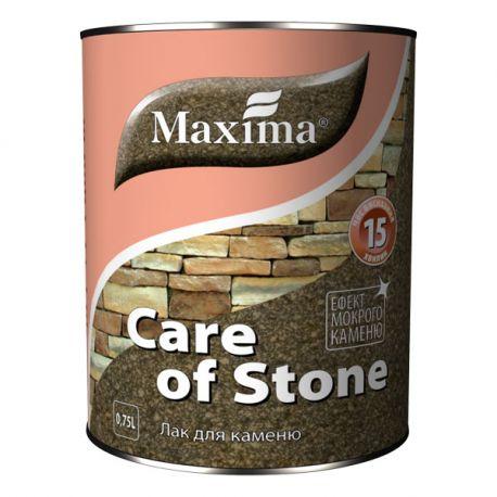 """Лак """"Maxima"""" для камня полумат, 075л"""