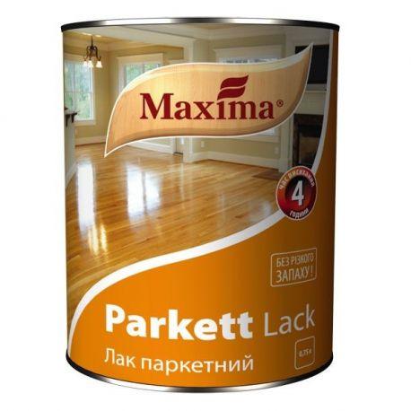 """Лак """"Maxima"""" паркетный глянец 0,75л"""