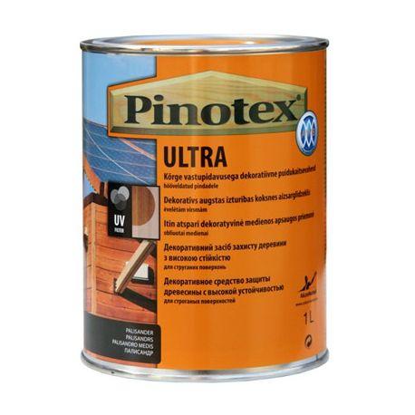 "Лак ""Pinotex"" Ultra, рябина, 1л"