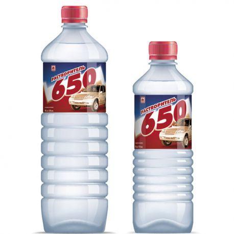 Растворитель 650, 0,4 л