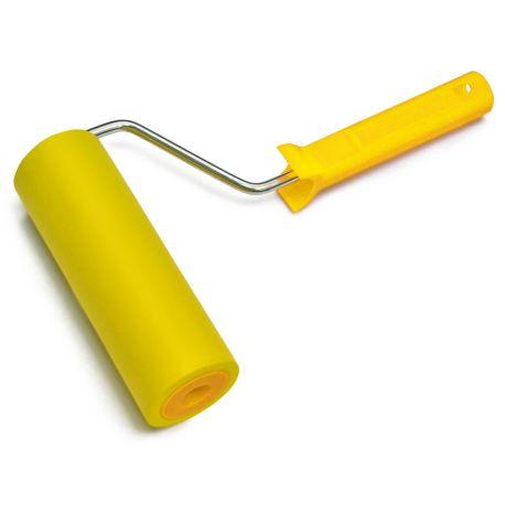 Валик прижимной резиновый с ручкой d 6 мм, 150 мм (Favorit)