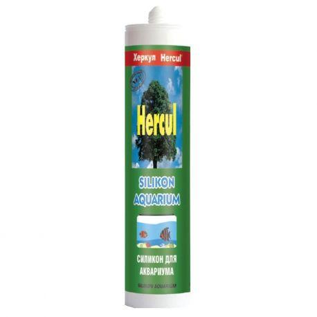 """Герметик """"Hercul"""" аквариумный, черный"""