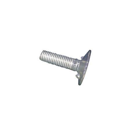 Болт норийный (транспортерный), 8*35, без покрытия (Код 104/2)