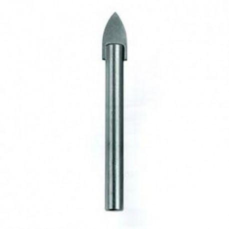 Сверло по стеклу и плитке, 6 мм