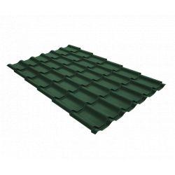 Металлочерепица W 42-350 0,50мм SP Стандарт RAL 6005