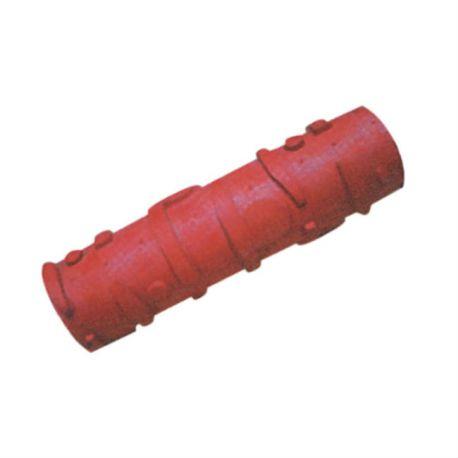 Валік структурований гумовий №51,каркас, 180 мм
