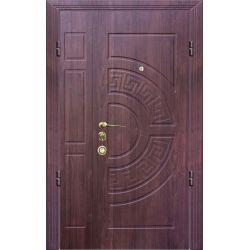 Двері 1200 Тип 1 віноріт Дуб бронза 206Р