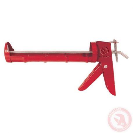 Пистолет для герметика 310мл, полуоткрытый Sparta