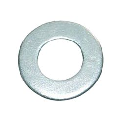 Шайба плоская цинк бел, М16, (код 141w)