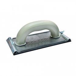Терка шлифовальная 100 * 220 мм, прокладка -резиновые резьб