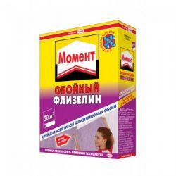 Клей для обоев Момент Флизелин 250 гр