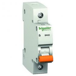 Автомат Schneider Electric 1p 16A kat C