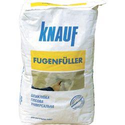 "Шпатлёвка ""Фугенфюллер"" гипсовая белая 25 кг KNAUF"