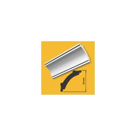 Плинтус экструдированный R-30 2м (100)