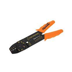 Щипцы для зачистки электропровода и обжима клейм 210мм SPARTA