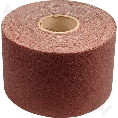 Папір наждачний на тканинній основі, 200 мм, зерно №80