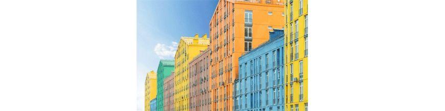 Краски фасадные